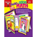 The Mailbox® Fold & Solve: Math Activity Book, Grades 2 - 3