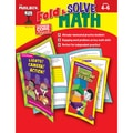 The Mailbox® Fold & Solve: Math Activity Book, Grades 4 - 6