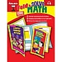 The Mailbox TEC61374 Fold & Solve Math Activity
