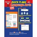 The Mailbox® Quick Plans: Language Arts Book, Grades K - 1