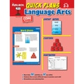 The Mailbox® Quick Plans: Language Arts Book, Grades 2 - 3