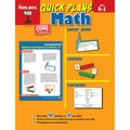 The Mailbox® Quick Plans: Math Resource Book, Grades K - 1