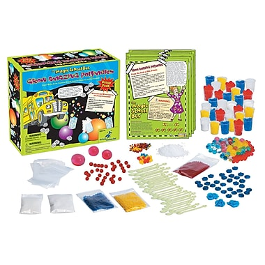 The Young Scientist Club® Grow Amazing Polymers Group Pack, Grades Preschool - 7