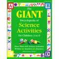 Gryphon House The GIANT Encyclopedia of Science Activities Book