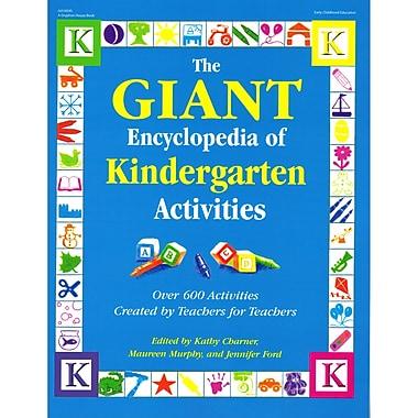 Gryphon House The GIANT Encyclopedia of Kindergarten Activities Book