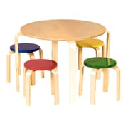 Guidecraft® Color Nordic Table Set