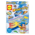 Alex® Toys Fold N Fly Paper Airplanes