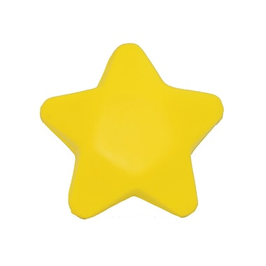Ashley Star Therapy Squeezie, Yellow