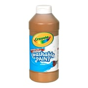 Crayola® Artista II® 16 oz. Tempera Washable Paint, Brown