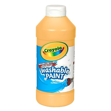 Crayola® Artista II® 16 oz. Tempera Washable Paint, Peach