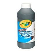 Crayola® Artista II® 16 oz. Tempera Washable Paint, Black