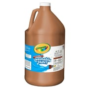 Crayola® Artista II® 128 oz. Washable Paint, Brown