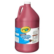 Crayola® Artista II® 128 oz. Washable Paint, Red