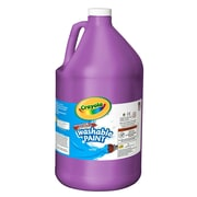 Crayola® Artista II® 128 oz. Washable Paint, Violet