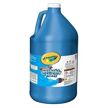 Crayola® Artista II® 128 oz. Washable Paint, Blue
