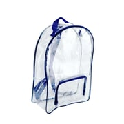 Bags Of Bags Large PVC Backpack, Clear