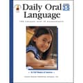 Carson Dellosa® in.Daily Oral Languagein. Grade 3-5 Resource Book, Language Arts