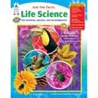 """Carson Dellosa® """"Just the Facts: Life Science"""" Resource Book, Grades 4 - 6"""