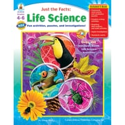 "Carson Dellosa® ""Just the Facts: Life Science"" Resource Book, Grades 4 - 6"