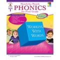 Carson Dellosa® in.Month-by-Month Phonicsin. Grade 1 Resource Book, Language Arts/Reading