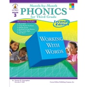 Carson Dellosa® Month-by-Month Phonics Grade 3 Resource Book, Language Arts/Reading