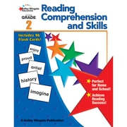 Carson Dellosa® Reading Comprehension and... Grade 2 Workbook, Language Arts/Reading