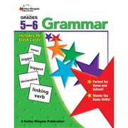"Carson Dellosa® ""Grammer"" Grade 5-6 Workbook, Language Arts"