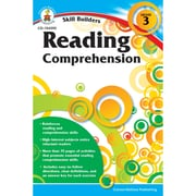 "Carson Dellosa® ""Skill Builders: Reading Comprehension"" Grade 3 Workbook, Reading"