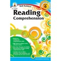 Carson Dellosa® in.Skill Builders: Reading Comprehensionin. Grade 6 Workbook, Reading