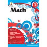 Carson Dellosa® Skill Builders Math Workbook, Grades 3