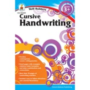 "Carson Dellosa® ""Cursive Handwriting"" Workbook, Language Arts"