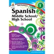 Carson Dellosa® Spanish I Resource Book, Grades 6 - 8