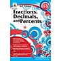 Carson Dellosa® Skill Builders: Fractions, Decimals, and Percents