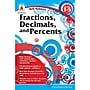 Carson Dellosa® Skill Builders: Fractions, Decimals, and Percents