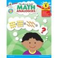 Carson Dellosa® Thinking Kids™ Math Analogies Resource Book, Grades 1