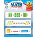 Carson Dellosa® Thinking Kids™ Math Analogies Resource Book, Grades 3