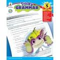Carson Dellosa® in.Tricky Grammarin. Grade 5 Resource Book, Language Arts