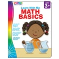 Carson Dellosa® Spectrum Learn With Me Math Basics Workbook, Grades Upto K