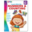 Carson Dellosa® Spectrum Learn With Me Numbers & Counting Workbook, Grades up to K