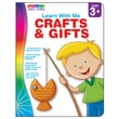 Carson Dellosa® Spectrum Learn With Me Crafts & Gifts Workbook, Grades upto K