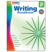 Carson Dellosa® Spectrum Early Years Writing Readiness Workbook, Grades PreK