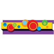 Carson Dellosa® Preschool - 11th Grade Straight Border, Dots