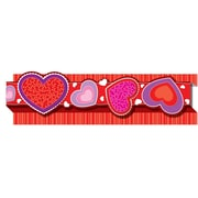 Carson Dellosa® Pop-Its™ Border, Hearts