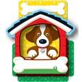 Carson Dellosa® Dimensional Accent, Dogs