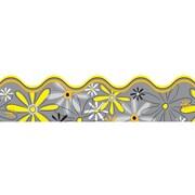 Carson Dellosa® Scalloped Border, 36(L) x 2 1/4(W), Delightful Daisies