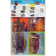 Carson Dellosa® Bulletin Board Set, Postcards from Around the World