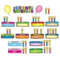 Carson Dellosa® Mini Bulletin Board Set, Birthday Cakes