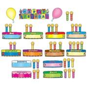 Carson Dellosa® Mini Bulletin Board Set, Birthday Cakes