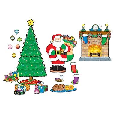Carson Dellosa® Bulletin Board Set, Christmas Scene