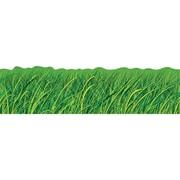 """Carson-Dellosa Publishing 110072 21"""" x 6"""" Straight Nature Grass Border, Green"""